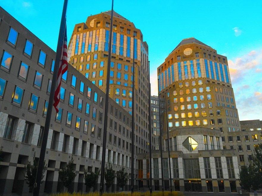 Цинциннати 2018 город штат Огайо США фото скачать бесплатно  онлайн в хорошем качестве