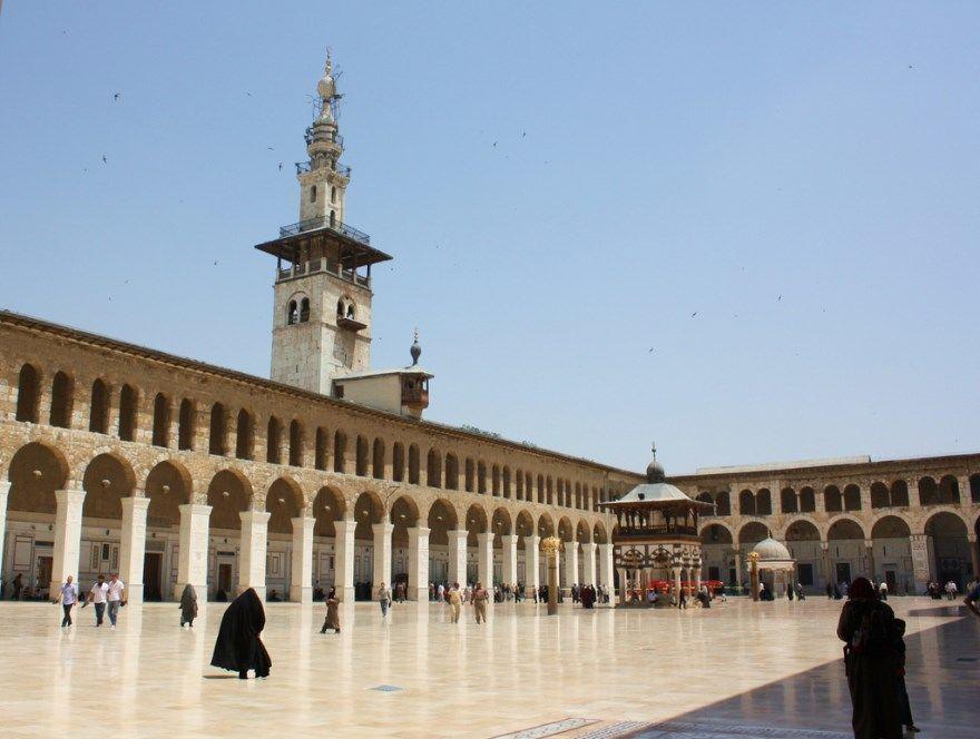 Дамаск 2019 город Сирия фото скачать бесплатно  онлайн в хорошем качестве