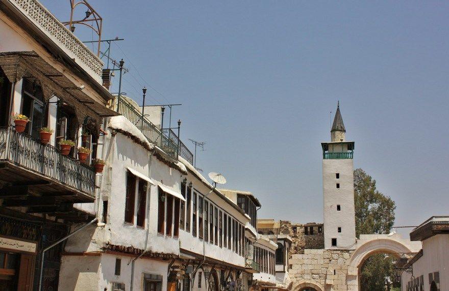 2019 Дамаск Сирия город фото скачать бесплатно онлайн