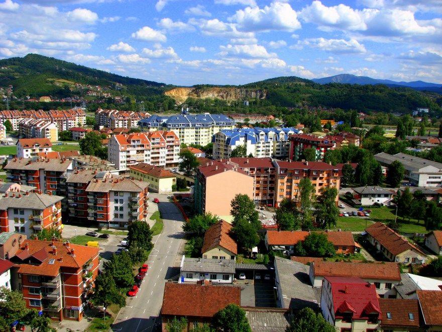 Добой 2019 город Босния фото скачать бесплатно онлайн