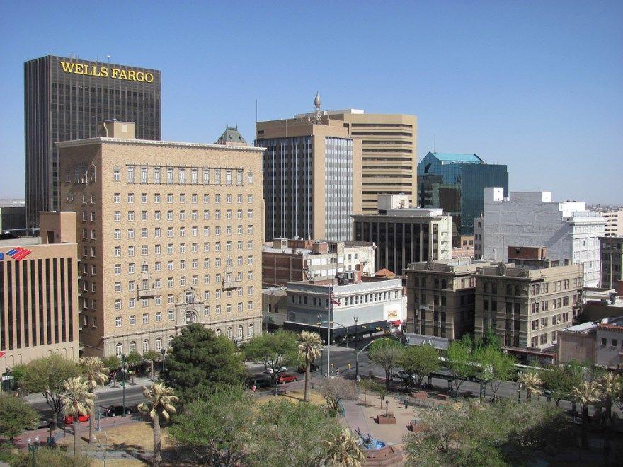 Эль Пасо 2019 город штат Техас США фото скачать бесплатно  онлайн в хорошем качестве