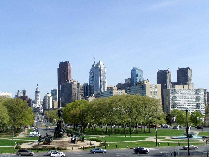 Филадельфия штат Пенсильвания США 2019 город фото скачать бесплатно  онлайн в хорошем качестве