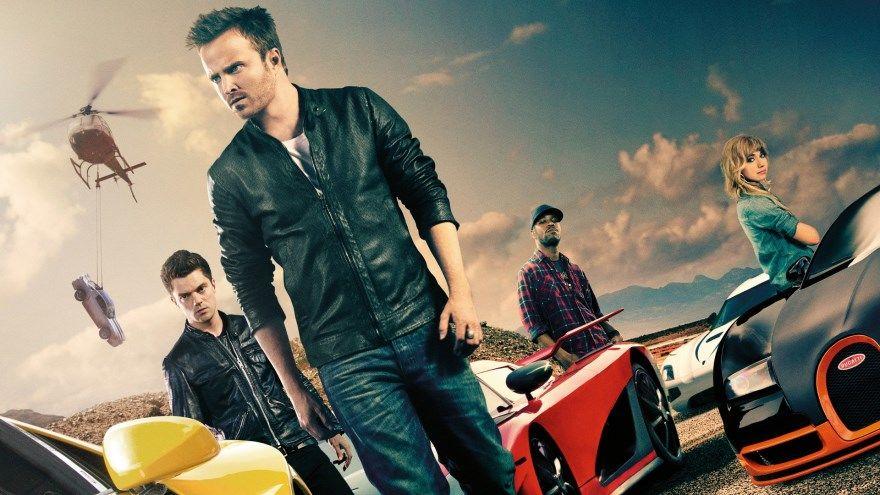 Need for Speed Жажда скорости смотреть скачать