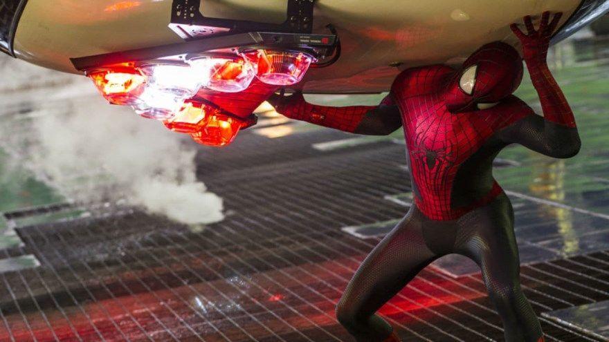 Новый Человек паук Высокое напряжение смотреть скачать