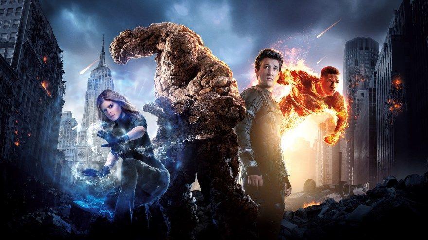 Фантастическая четверка смотреть скачать бесплатно онлайн 1080 hd