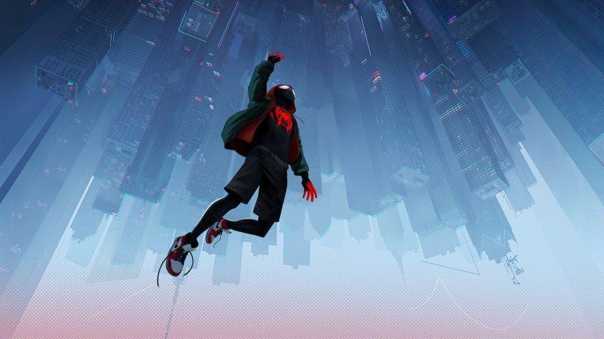 человек паук: через вселенные трейлер дата выхода 2018 фильм смотреть