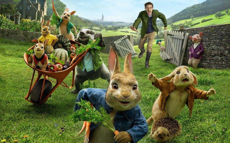 Кролик Питер смотреть скачать бесплатно онлайн торрент 1080 hd