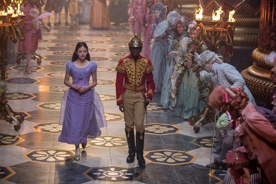 щелкунчик и четыре королевства трейлер дата выхода 2018 фильм смотреть в качестве хорошем