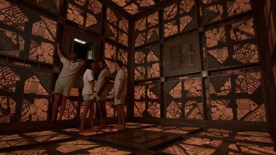 Куб смотреть скачать бесплатно онлайн 1080 hd