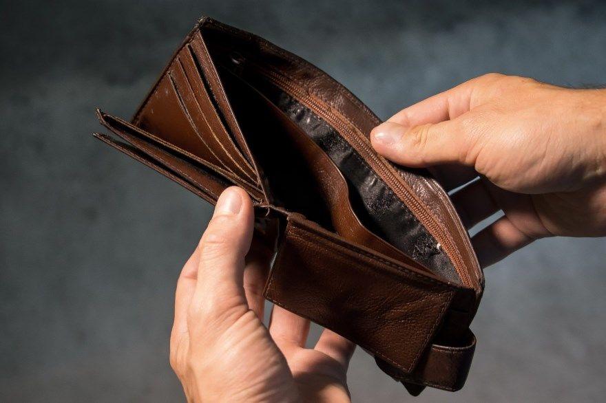 Распродажи деньги кошелек спонтанные покупки