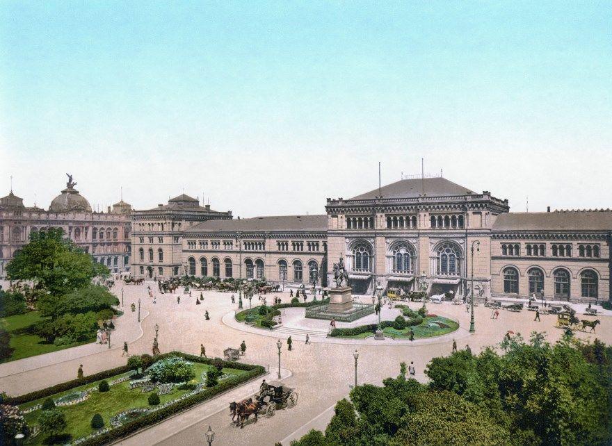 Ганновер 2019 город Германия фото скачать бесплатно  онлайн в хорошем качестве