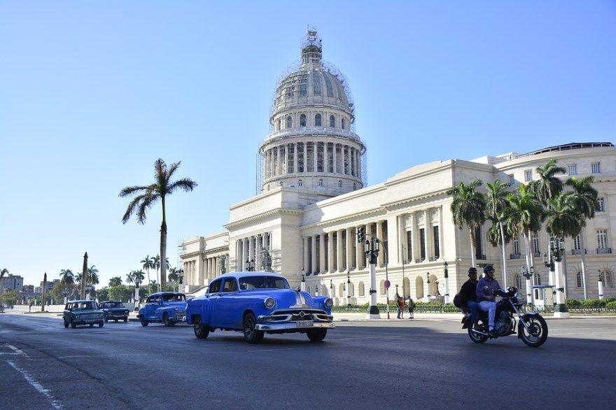 Гавана 2019 Куба город фото скачать бесплатно онлайн