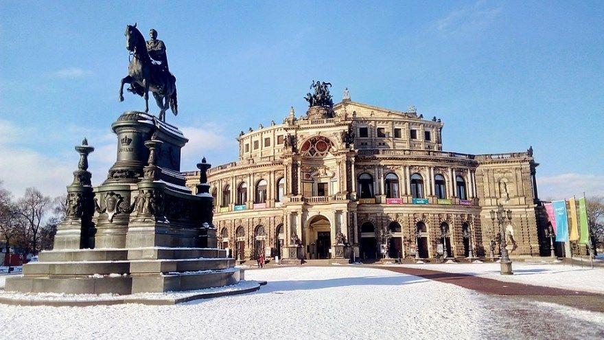 Дрезден 2019 город фото Германия скачать бесплатно  онлайн в хорошем качестве