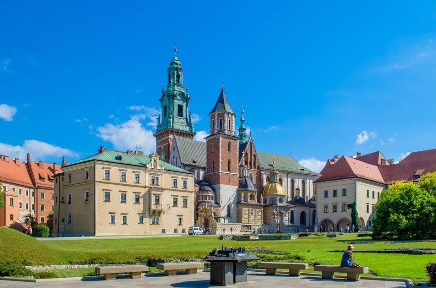 Краков 2019 город фото Польша скачать бесплатно  онлайн в хорошем качестве