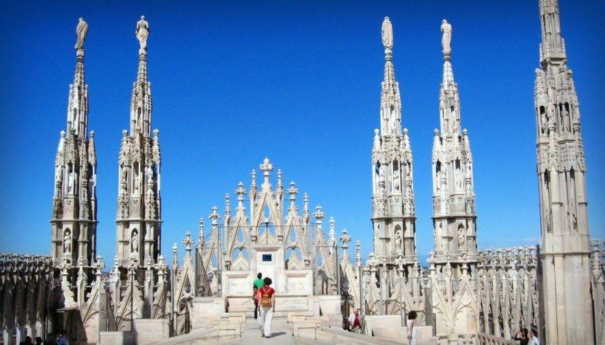 Милан 2019 город фото Италия скачать бесплатно  онлайн в хорошем качестве