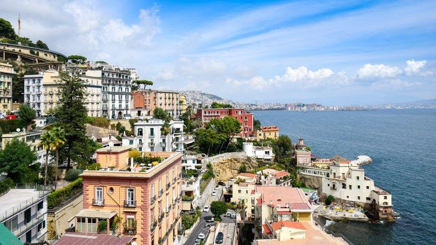 Неаполь 2019 город фото скачать бесплатно  онлайн в хорошем качестве