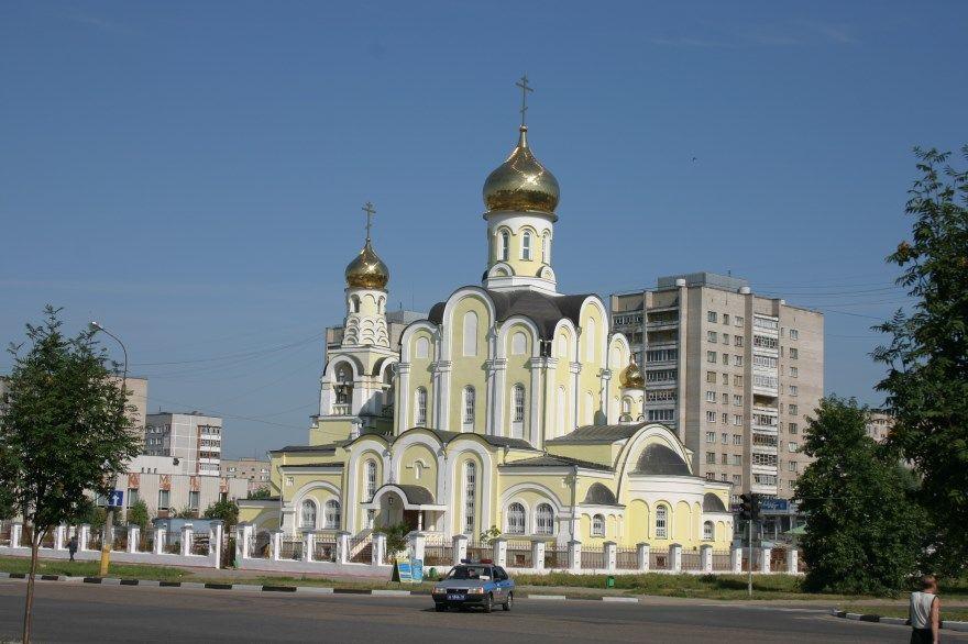 Обнинск Калужская область 2019 город фото скачать бесплатно  онлайн в хорошем качестве