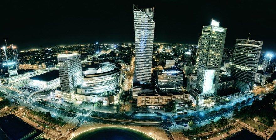 Варшава 2018 город фото Польша скачать бесплатно  онлайн в хорошем качестве
