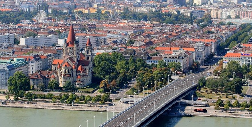 Вена 2018 город Австрия фото скачать бесплатно  онлайн в хорошем качестве