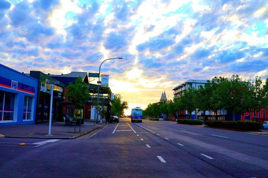 Города Австралии провинции самые крупные фото красивые