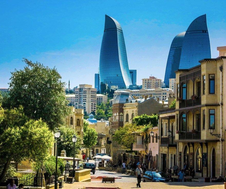 Города Азербайджана провинции самые крупные фото красивые