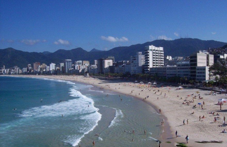 Города Бразилии провинции самые крупные фото красивые