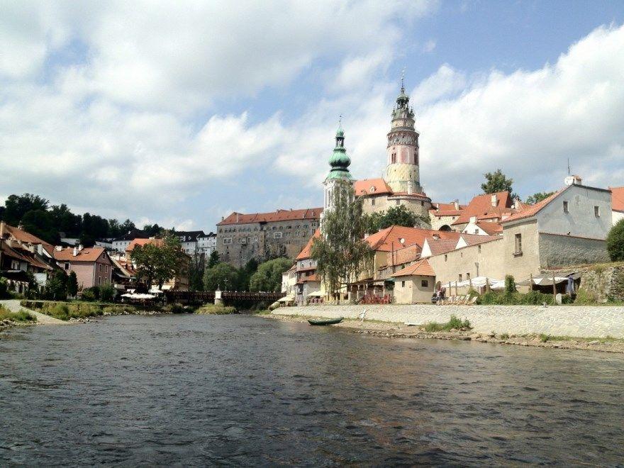 Города Чехии провинции самые крупные фото красивые