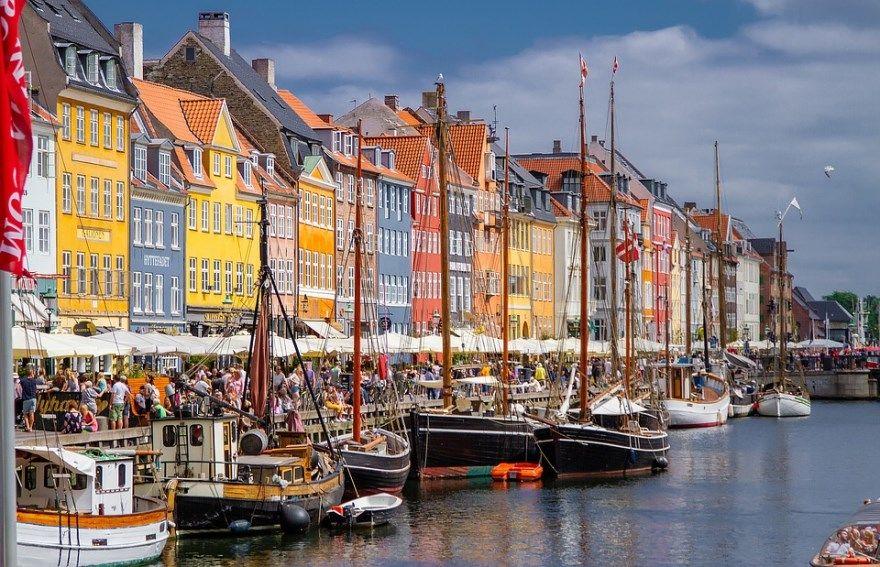 Города Дании провинции самые крупные фото красивые