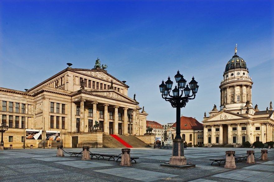 Города Германии провинции самые крупные фото красивые