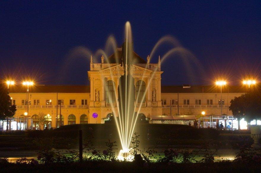 Города Хорватии провинции самые крупные фото красивые