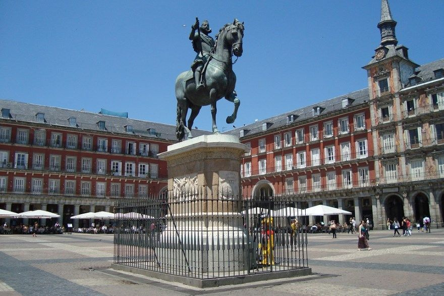 Города Испании провинции самые крупные фото красивые