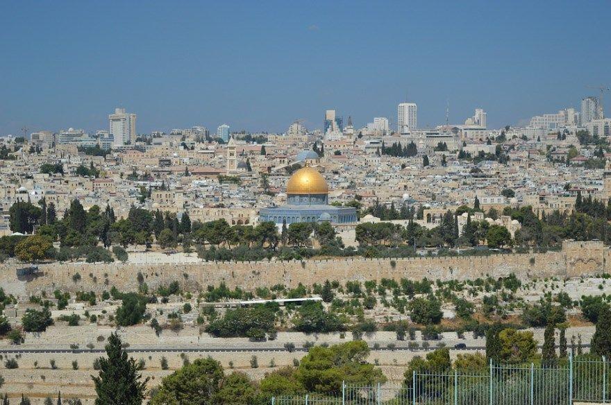 Города Израиля провинции самые крупные фото красивые