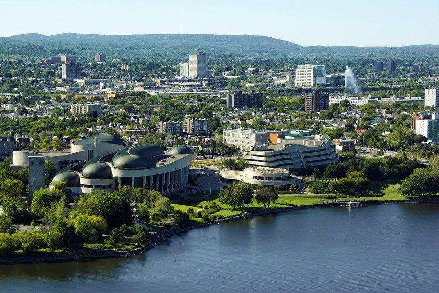 Города Канады провинции самые крупные фото красивые
