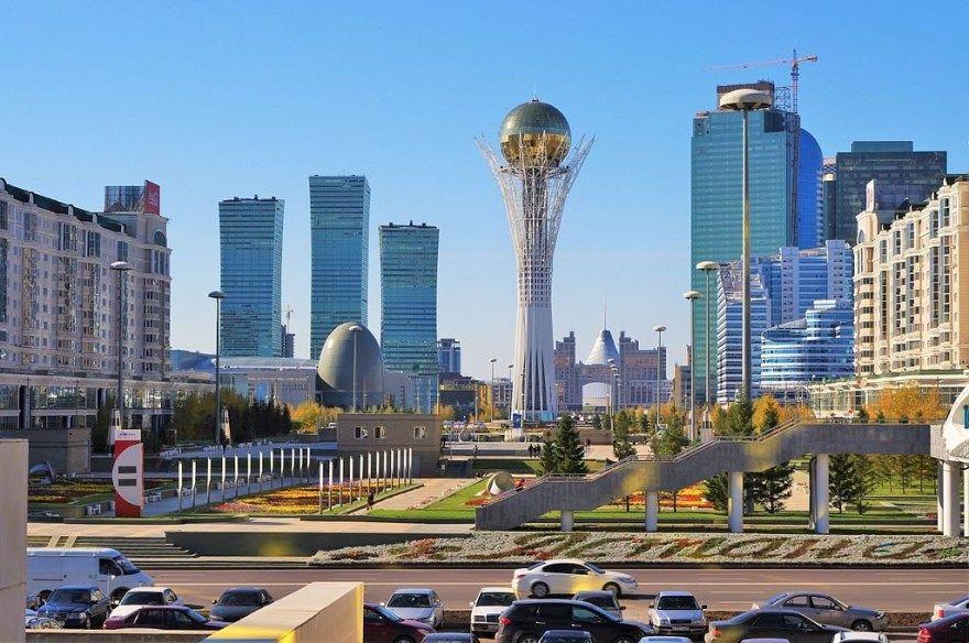 Города Казахстана провинции самые крупные фото красивые