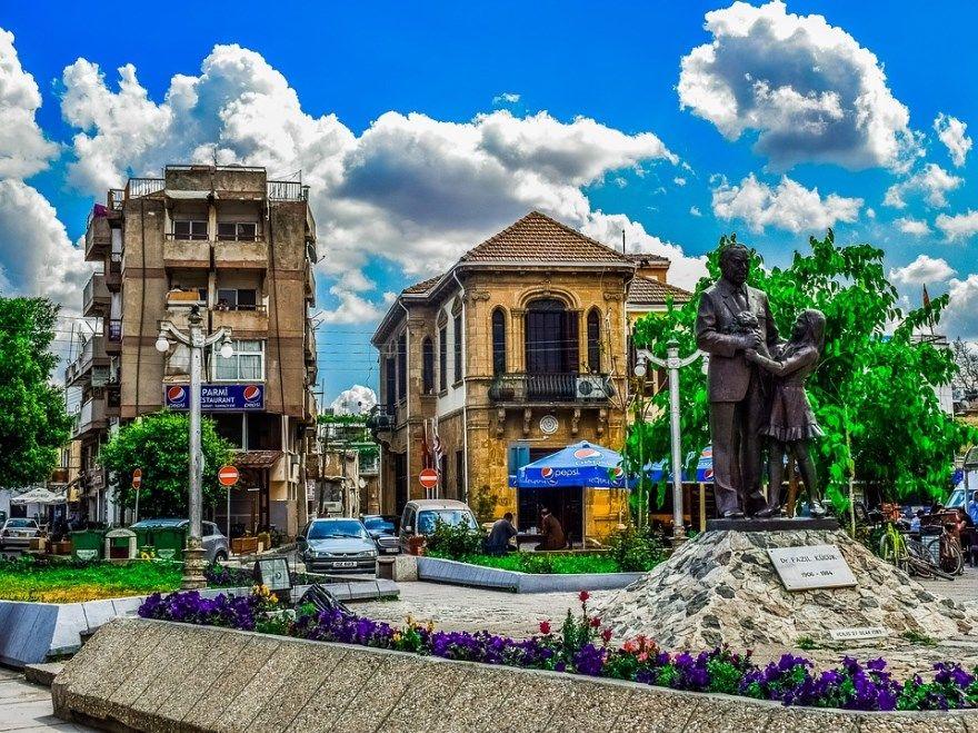 Города Кипра провинции самые крупные фото красивые