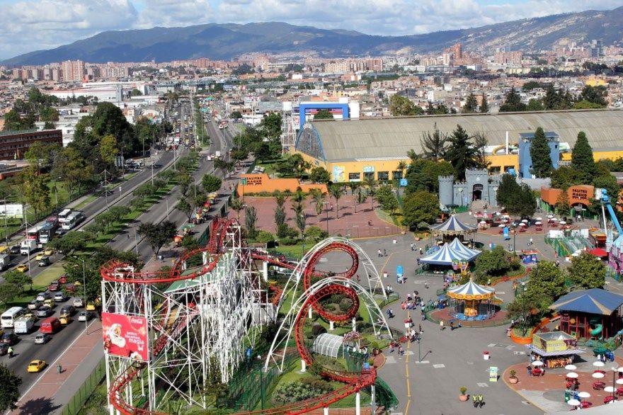 Города Колумбии провинции самые крупные фото красивые
