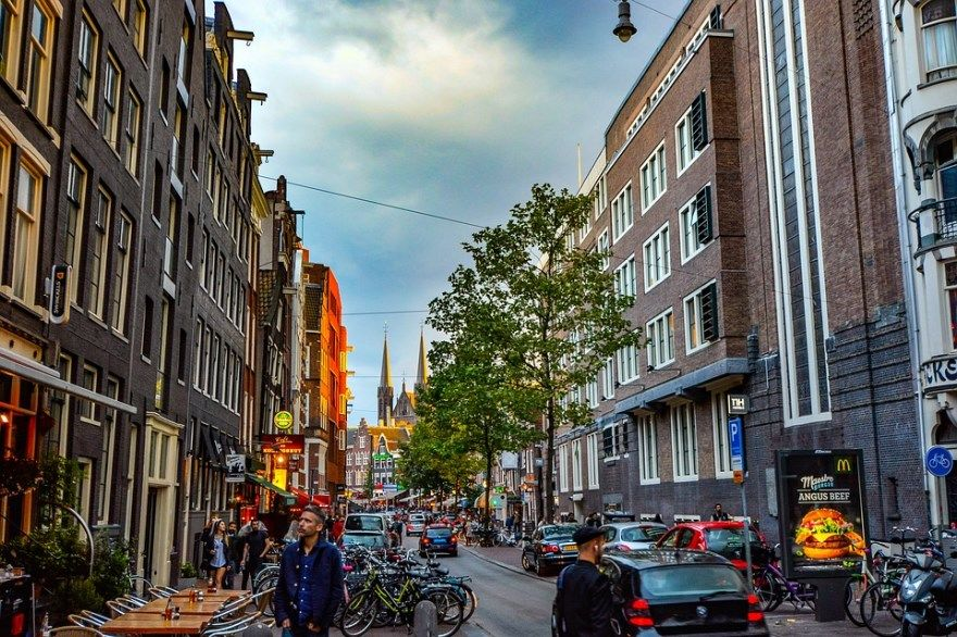 Города Нидерландов провинции самые крупные фото красивые
