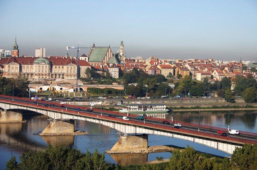 Города Польши провинции самые крупные фото красивые