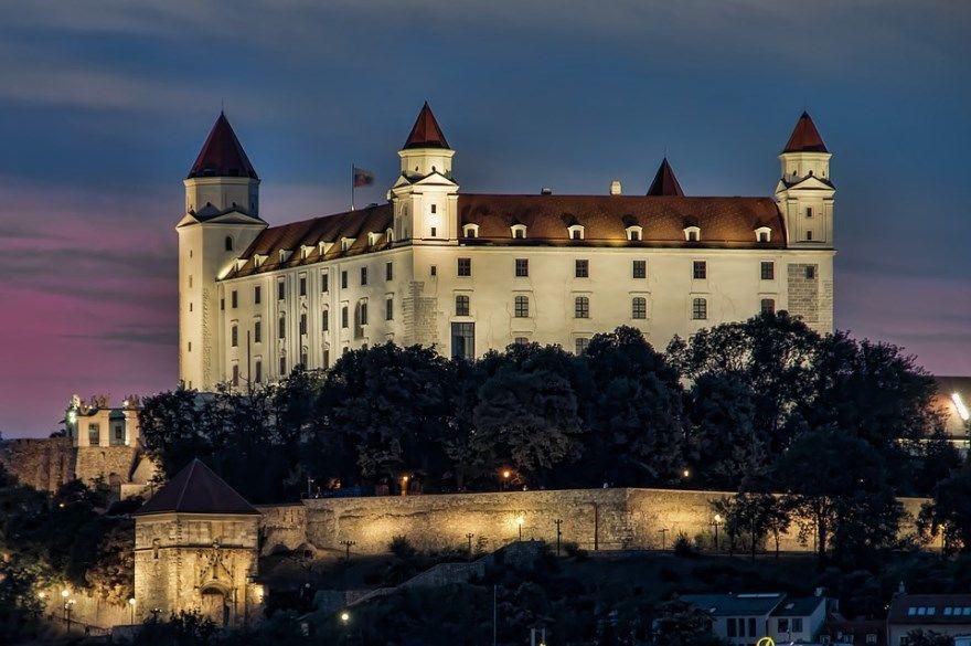 Города Словакии провинции самые крупные фото красивые