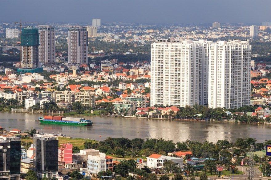 Города Вьетнама провинции самые крупные фото красивые