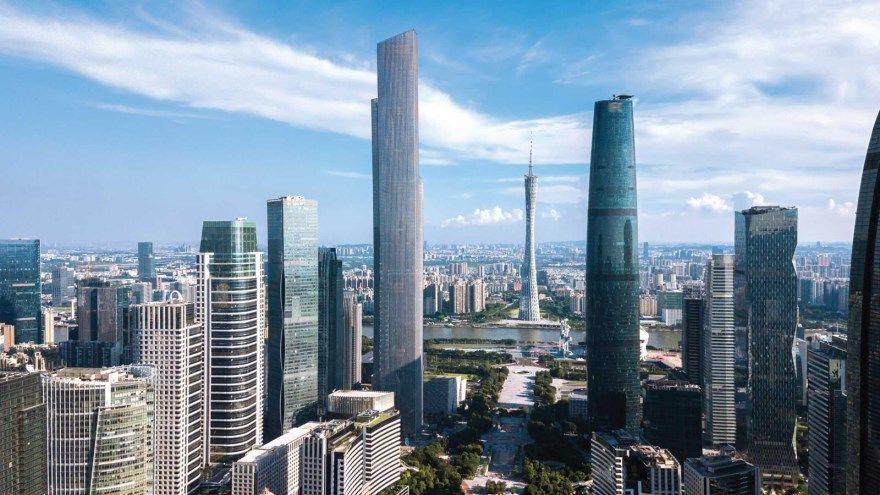 Гуанчжоу 2019 Китай город фото скачать бесплатно онлайн