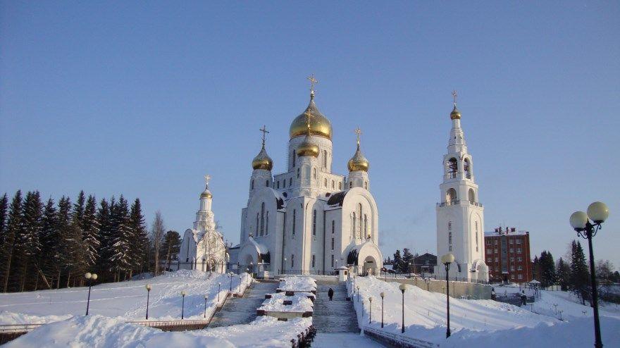 Ханты-Мансийск 2019 город фото скачать бесплатно  онлайн в хорошем качестве