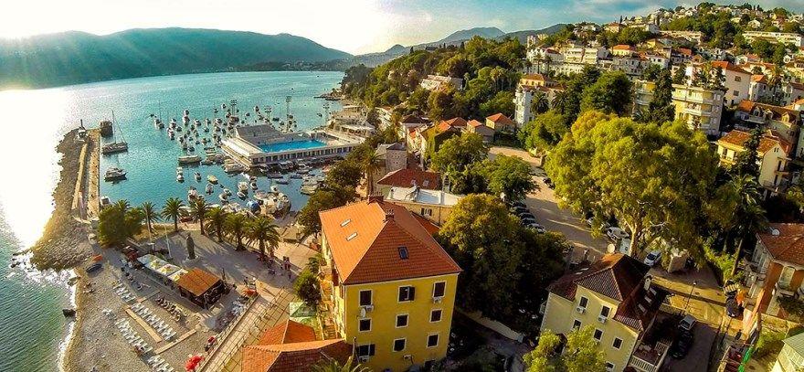 2019 Херцег-Нови Черногория город фото скачать бесплатно онлайн