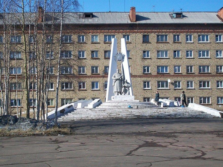 Инта Республика Коми город фото скачать бесплатно  онлайн в хорошем качестве