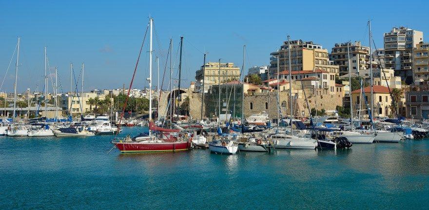 Ираклион Греция 2019 город фото скачать бесплатно онлайн