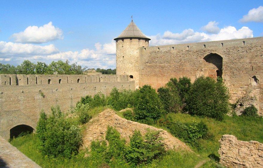 Ивангород город фото скачать бесплатно  онлайн в хорошем качестве