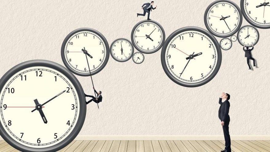 планировать рабочий день продуктивное время активный образ жизни ежедневник