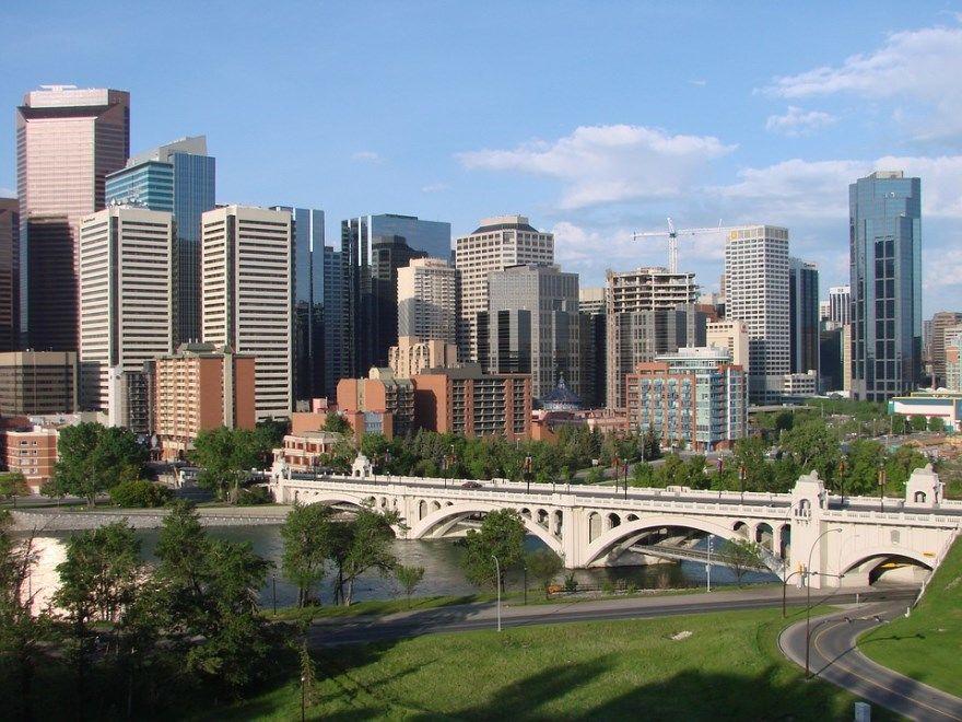 Калгари 2019 Канада город фото скачать бесплатно онлайн