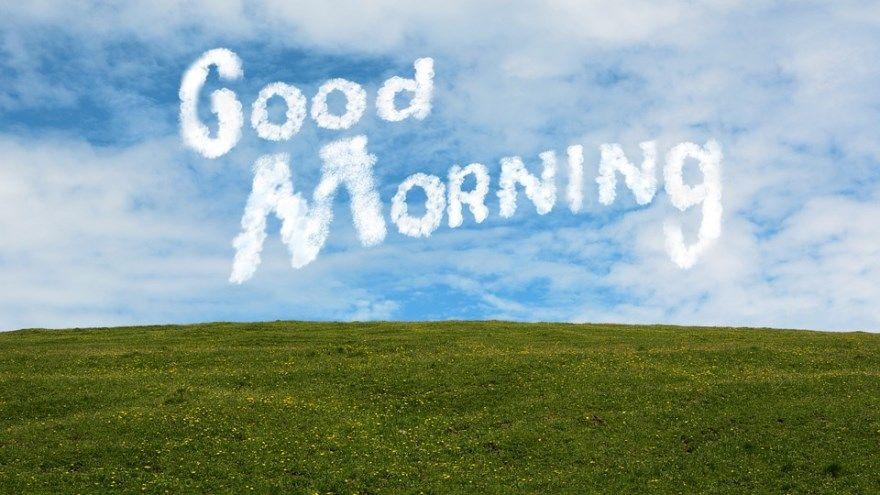 Хорошего утра мужчине открытка картинка пожелание