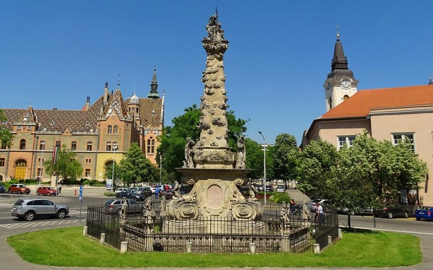 Кечкемет Венгрия 2019 город фото скачать бесплатно онлайн